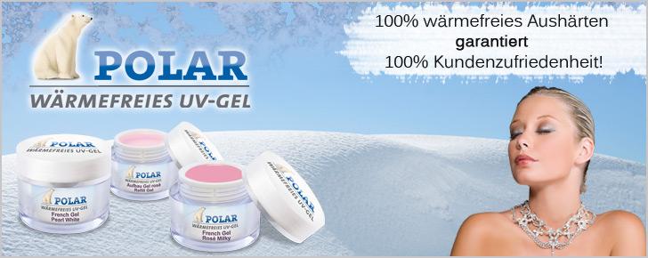 UVGel wärmefrei Polar