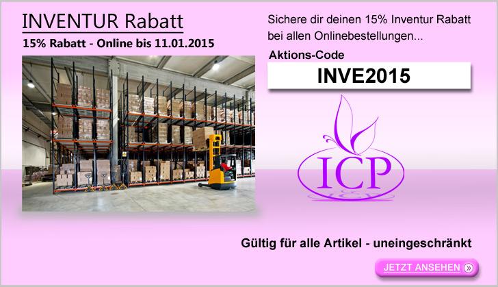Inventur Rabatt 2014-2015