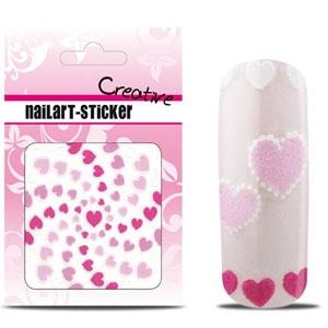Nail-Art Sticker Aktion