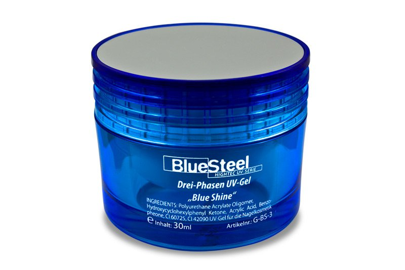 Blue Steel UV Gel