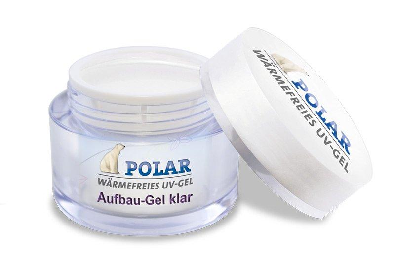 wärmefreies UV-Gel Polar von ICP-Nailcare