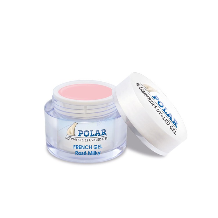 French Gel Polar Rosé Milky 5ml