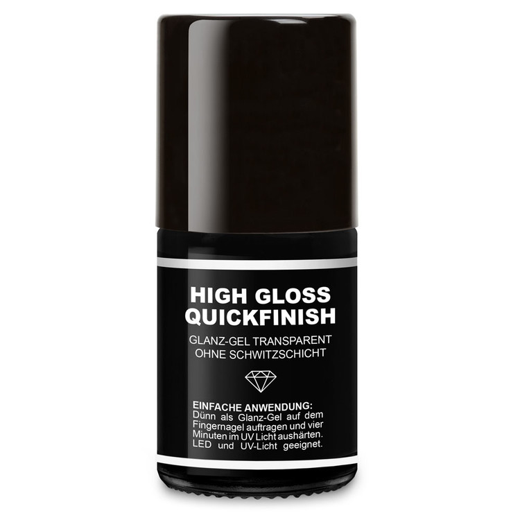 High Gloss Quickfinish - Glanzversiegelung