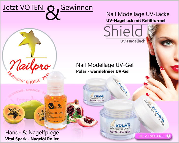 ICP-Nailcare Nailpro Beauty Forum Reader Choice Award 2013
